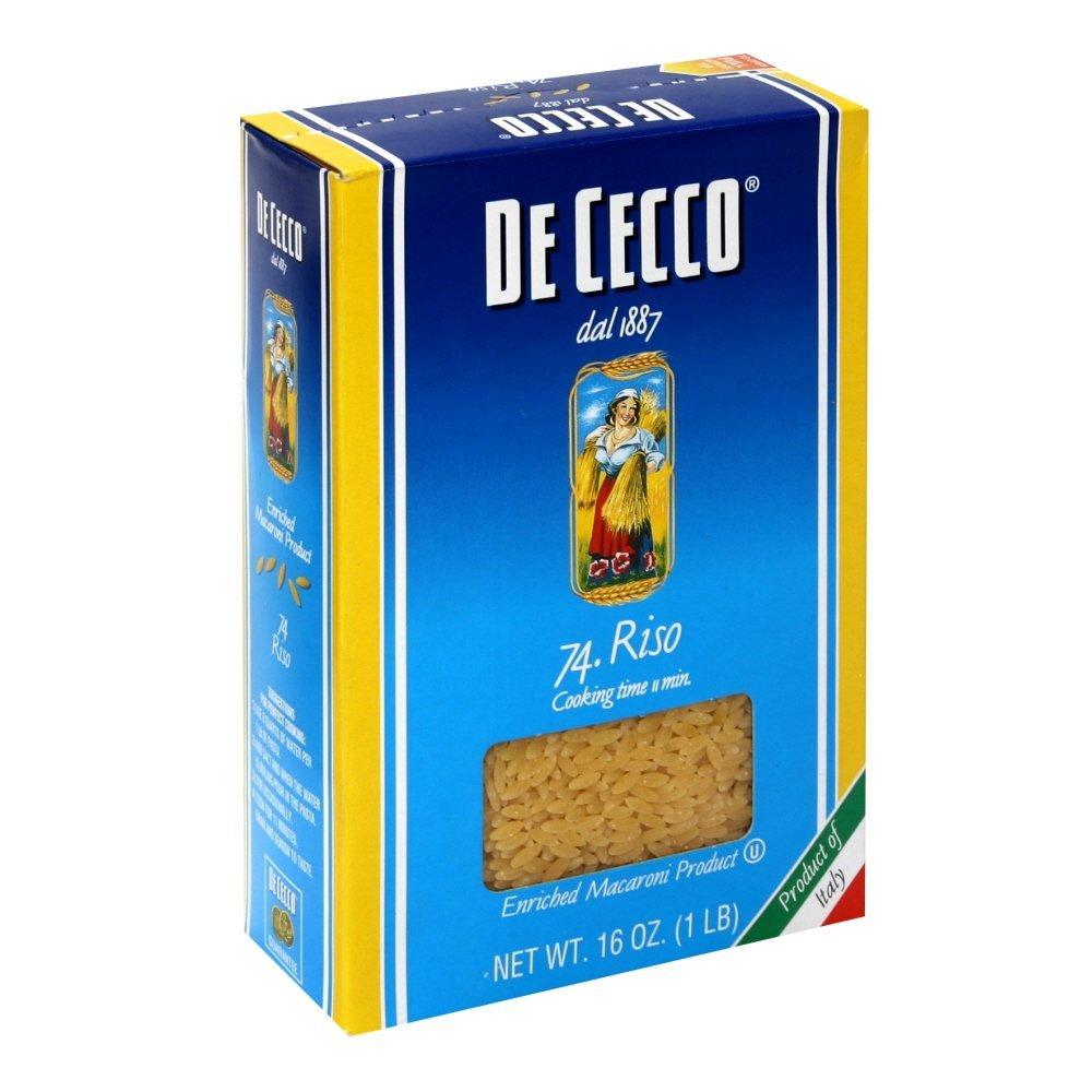 De Cecco Pasta Orzo Elegant New Free Shipping