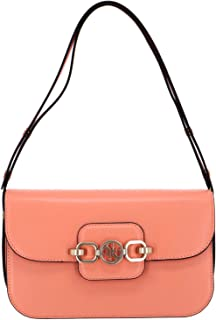 Guess Hensely Cnvrtble Shoulder Bag for women, Coral