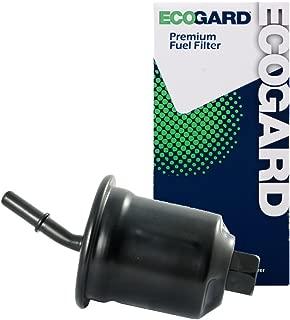 ECOGARD XF55286 Engine Fuel Filter - Premium Replacement Fits Mitsubishi Montero Sport