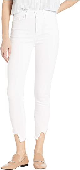 Stiletto High-Rise Skinny Crop Jeans in Brazil