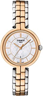 Tissot Women's White Dial Stainless Steel Band Watch - T094.210.22.111