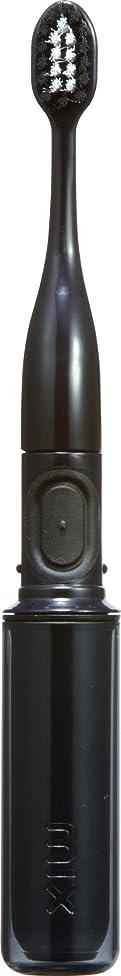 コーチ尊厳生理ラドンナ 携帯音波振動歯ブラシ mix (ミックス) MIX-ET スモーク