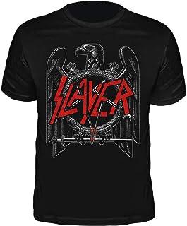 Camiseta Slayer Eagle Tee