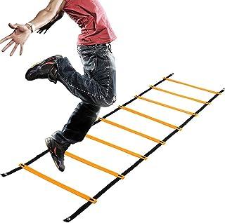 Amazon.es: 20 - 50 EUR - Escaleras velocidad / Equipamiento para entrenar y jugar: Deportes y aire libre