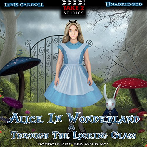 Couverture de Alice In Wonderland & Through the Looking Glass