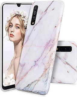 Funda para Samsung Galaxy A50, diseño de mármol