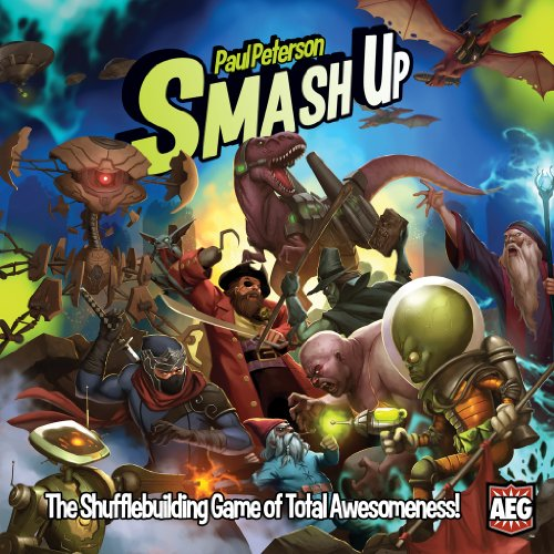 2. Smash Up