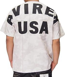AVIREX[アヴィレックス] ビッグロゴ ルーズフィット Tシャツ/半袖/6183546