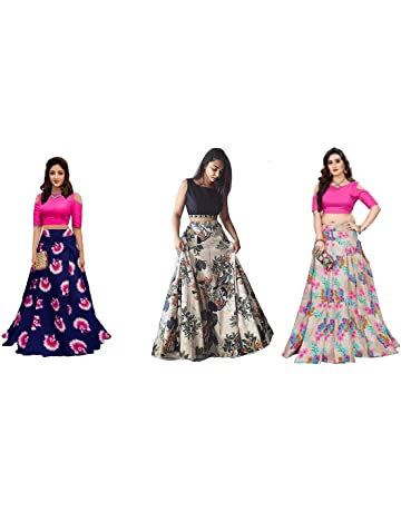 Lehenga Buy Lehenga Cholis Online At Best Prices In India Amazon In