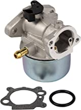 OuyFilters 799868 Carburateur w/Pakking & O-Ring vervangen voor Briggs & Stratton 498170 498254 497347 497314 Carb