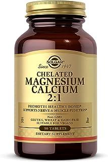 Solgar Magnesio/Calcio Quelado 2:1 Comprimidos - Envase