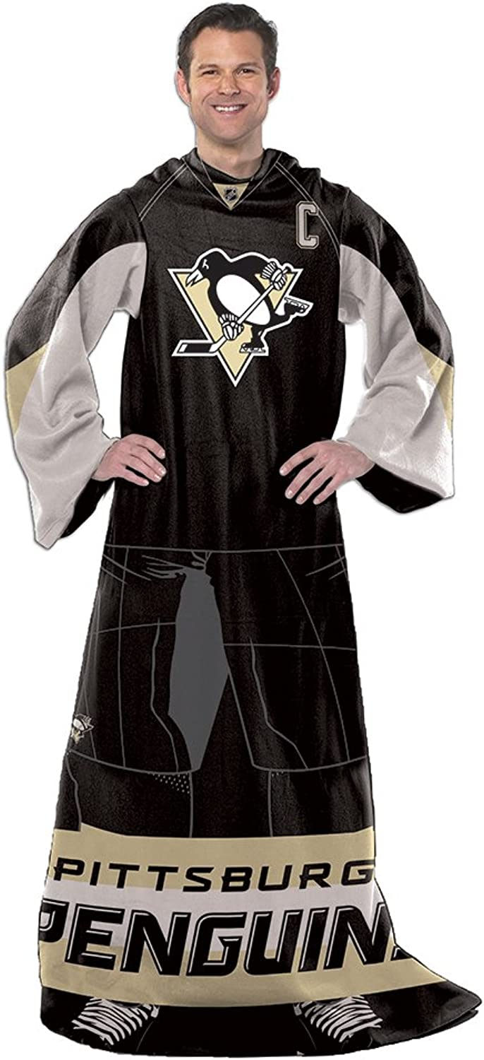 Pittsburgh Penguins Comfy Wrap (Uniform)