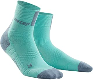 Men's Crew Cut Athletic Performance Running Socks - CEP Mid Cut Socks