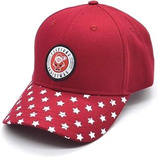79b7ad56686 PT FASHIONS Merry Christmas Santa Star Embroidered Baseball Cap 100% Cotton  Soft Men Dad Hat