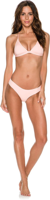 Rip Curl Womens Juniors Classic Surf Cross Back Bikini Top Swim Suit