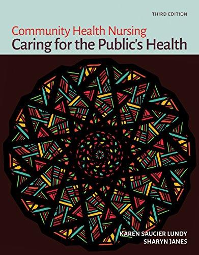 61ZPSMzI27L - Community Health Nursing: Caring for the Public's Health