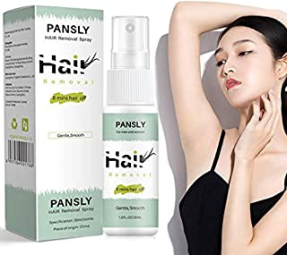 8 mins Hair off Hair Removal Cream Face Body Pubic Hair Depilatory Beard Bikini Legs Armpit Painless Hair Removal Spray