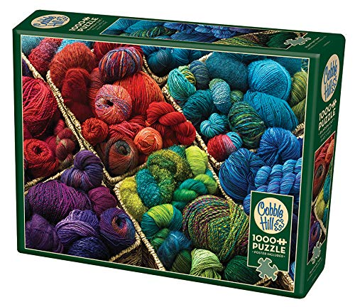 Yarn Puzzle 1000 pieces