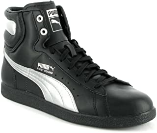 Puma First Round L Wn's schwarzsilber 34707312 Size: UK 3,5