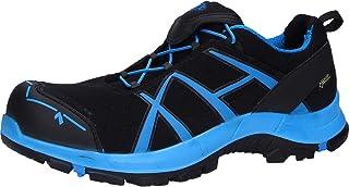 Haix Black Eagle Safety 40.1 Low/Black-Blue Moderne-Sportif, Design combiné avec la Technologie de sécurité innovante