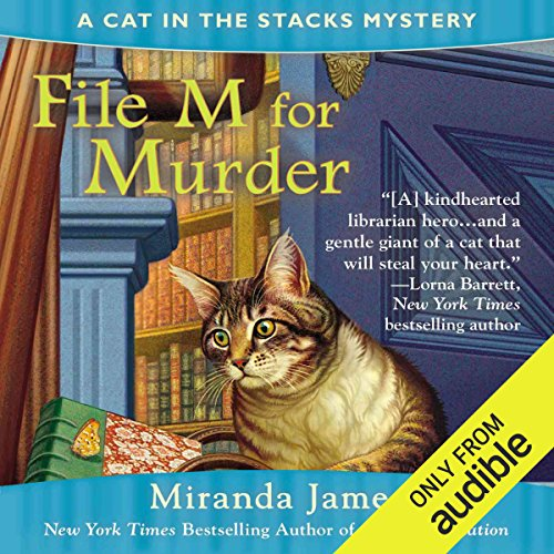 File M for Murder cover art