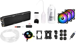 Thermaltake Pacific C360 DDC Soft Tube Water Cooling Kit/Sistema de refrigeración líquida