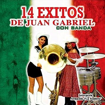 14 Exitos de Juan Gabriel Con Banda