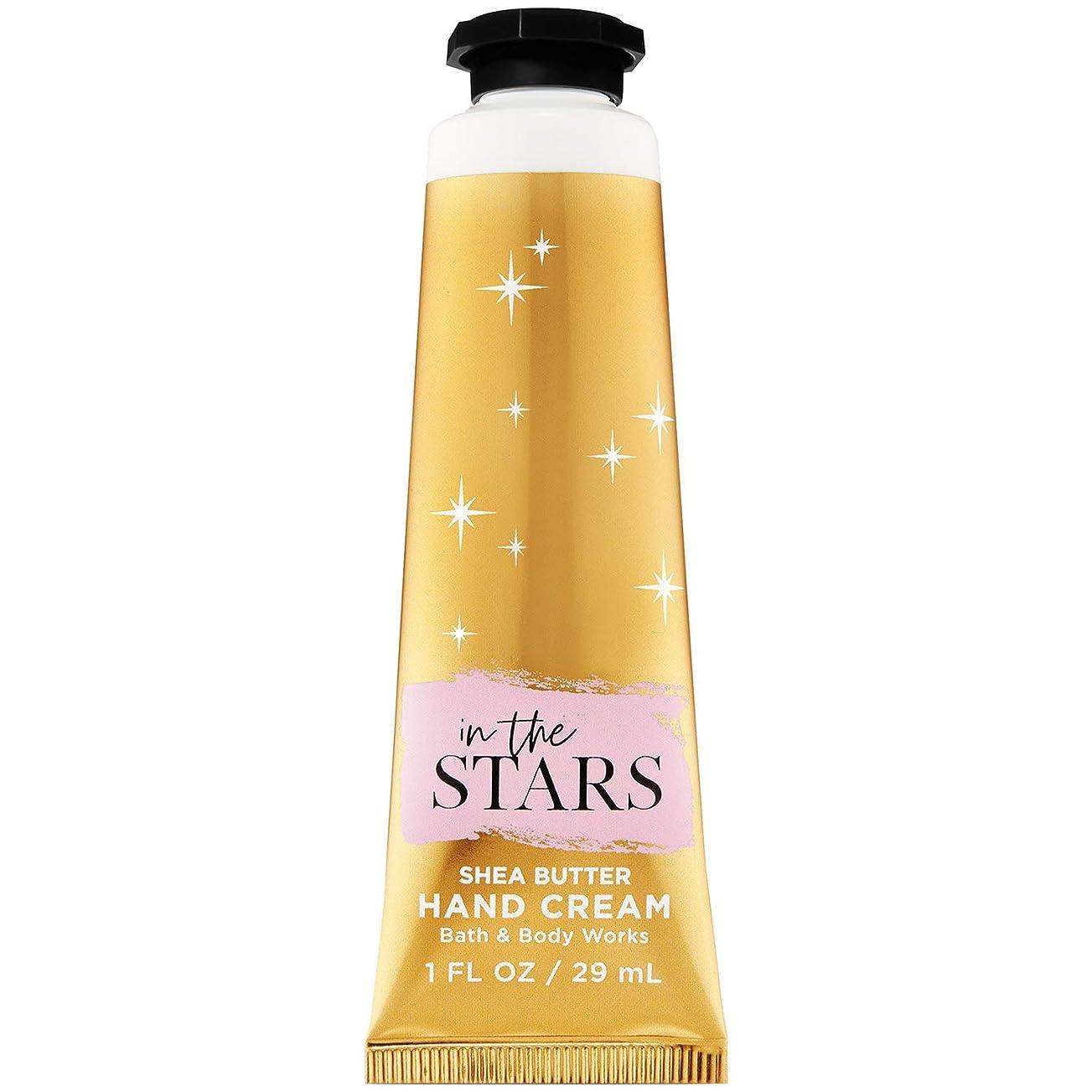 アライメント幻想的構想するバス&ボディワークス イン ザ スター ハンドクリーム In the Stars Hand Cream