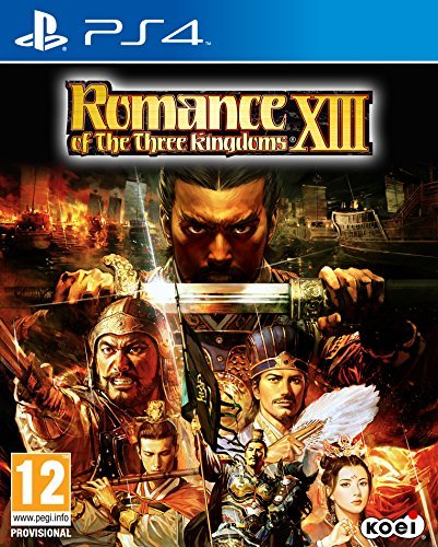 Romance of the Three Kingdoms XIII (PS4) by Koei Tecmo Europe