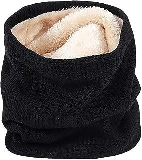 URIBAKE Soft Unisex Men Women's Scarf Wool Knitted Winter Warm Scarves Neck Collar Warmer Multi Colors