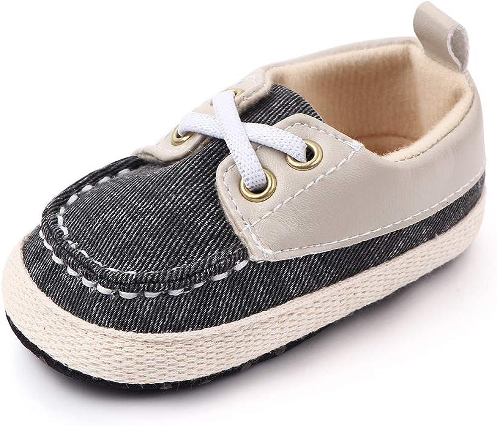 Zoolar Baby Boys Girls Slip-On Loafer Shoes Infant Moccasin Slippers