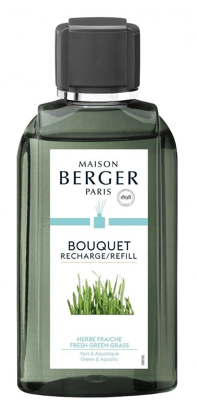 国勢調査キルスレタッチランプベルジェ Bouquet Refill - Fresh Green Grass 200ml並行輸入品