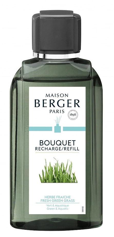 裂け目うそつき有益なランプベルジェ Bouquet Refill - Fresh Green Grass 200ml並行輸入品