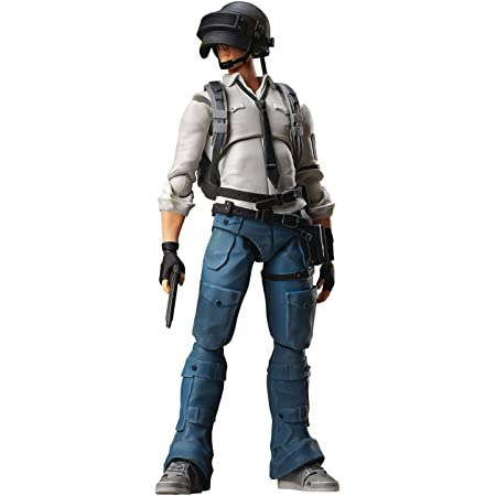 figma PLAYERUNKNOWN'S BATTLEGROUNDS The Lone Survivor ノンスケール ABS&PVC製 塗装済み可動フィギュア