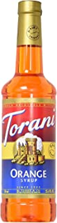 Torani Orange Dairy Friendly Syrup