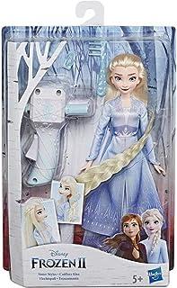 Frozen 2 Sister Styles Elsa