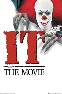 Close Up Póster Stephen King'S IT - The Movie [1990] (61cm x 91,5cm)
