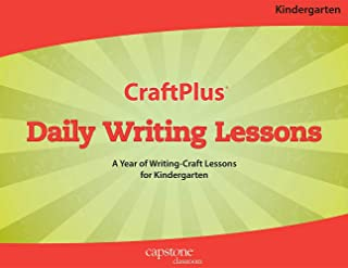 Craftplus Mentor Text Bundle Kindergarten