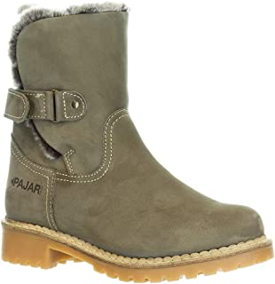 Women's Tinas Waterproof Suede Ankle Boot