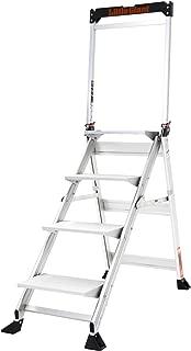 Little Giant Ladder Systems 11904 4-Step Jumbo
