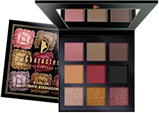 Character 9 Color Ultimate Eyeshadow - SR-002