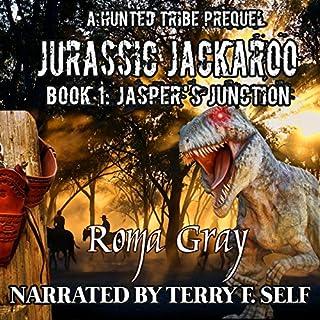 Jurassic Jackaroo: Jasper's Junction audiobook cover art