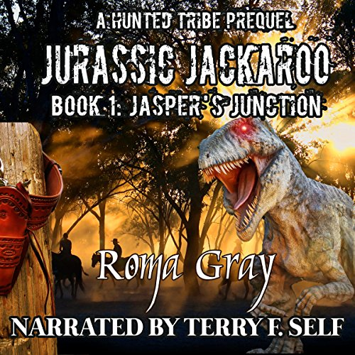 Jurassic Jackaroo: Jasper's Junction audiobook cover art