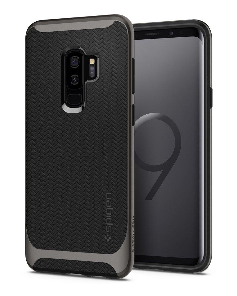 Spigen Funda Neo Hybrid Compatible con Samsung Galaxy S9 Plus (2018), Diseño de Doble Capa y Moderno: Amazon.es: Electrónica