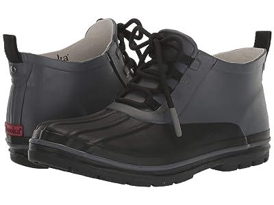 Chooka Lace-Up Duck Boot (Black) Women