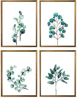 Australian Eucalyptus Leaf Print 11