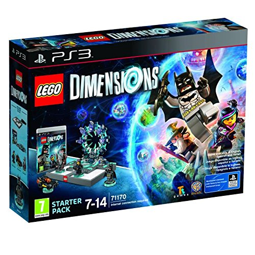 LEGO - Starter Pack Dimensions (PS3): Amazon.es: Videojuegos