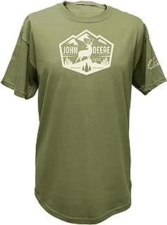 John Deere Deer Mount Ss Tee