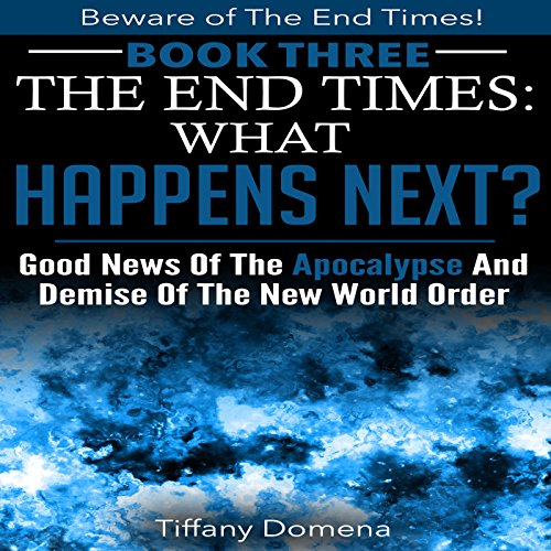 The End Times audiobook cover art