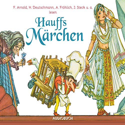 Hauffs Märchen cover art